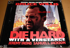 DIE HARD 3 with a Vengeance CD soundtrack MICHAEL KAMEN score Beethoven No.9
