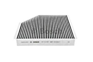 BOSCH Activated Carbon Cabin Air Filter Fits AUDI A6 C7 BENTLEY Mulsanne 2009-