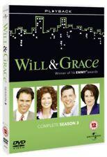 Will & Grace Temporada 3 DVD Nuevo DVD (8282909)