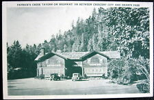 CRESCENT CITY CA~1930's PATRICK'S CREEK TAVERN ~HIGHWAY 199 ~ Grants Pass