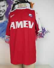 Vintage FC Utrecht 1998 1999 home shirt size XL Reebok jersey