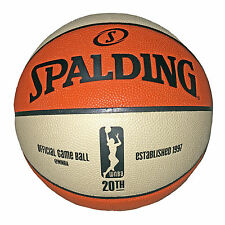 Spalding Women's WNBA 20th Anniversary Official Game Ball-28.5