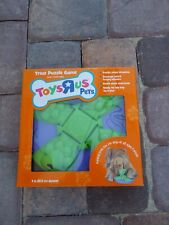 "Toys R Us Pets Treat Puzzle Game Fun for Dogs 9"" Diameter"