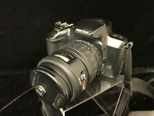 PENTAX Z-50P SLR 35mm FILM CAMERA WITH PENTAX-FA 28-80mm 1:3.5-4.7 LENS