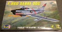 Revell F-86D Sabre Dog 1:48 scale airplane model kit new 5868