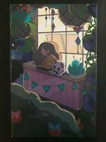 Bee and Puppycat #1 2014 KICKSTARTER Variant Comic Book