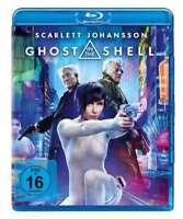 Ghost in the Shell [Blu-ray](NEU/OVP) Scarlett Johansson nach Masamune Shirow