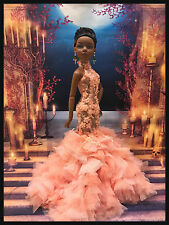 PKPP034- Tonner Ellowyne Wide Handmade Lace Gown Dress Outfit dolls 16""