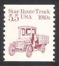 USA 1985 Star route camion/Auto/Camion/business/transport 1 V Bobine (n24523)