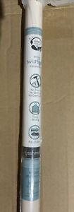 Zenna Home 608A Tension Shower Curtain Rod 36 - 60 in. Bone Color