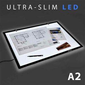 MiniSun Light Pad - Large A2 Ultra Slim Craft Tracing Board Modern Light Box