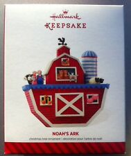 2014 Hallmark Keepsake Ornament Noah's Ark - MIB