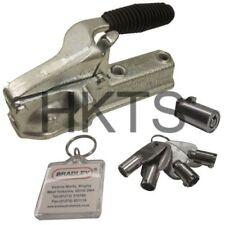 Bradley Trailer Hitch lock, Barrel Lock for Bradley Coupling, Integral, barell,