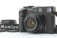 【N MINT+++】 New Mamiya 6 MF Rangefinder Film Camera w/ 50mm F/4 Lens From JAPAN