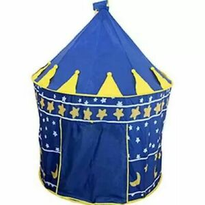 Children Castle Tent Play House Yurt Indoor Dollhouse Girl Boy Outdoor Campings