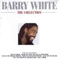 BARRY WHITE - THE COLLECTION  CD NEU