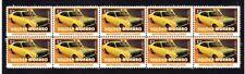 Holden Monaro M/Excellence Strip Of 10 Mint Vignette Stamps 4