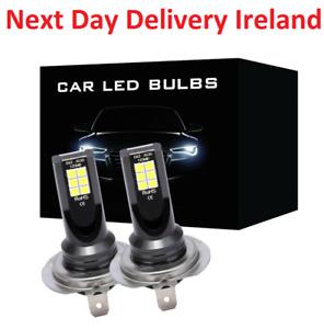 120W Fog Light 3030 LED Headlight Kits Bulb 6000K Driving DRL Fogs Lamp XE