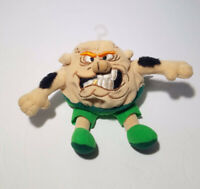 VTG Silly Slammers Limited Edition Beanbag Plush Toy Killer Konrad #65 WORKS