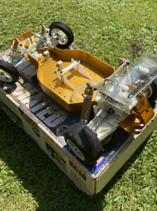 Vintage 80's Team Associated RC10 A Stamp 1/10 Buggy With Box