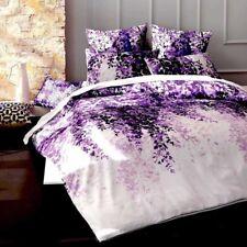 Josephine Purple Queen Size 3-Piece Quilt Cover Set
