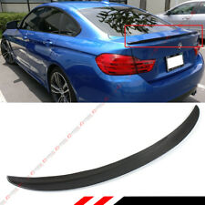 2014-18 BMW F36 4 SERIES GRAN COUPE PERFORMANCE CARBON FIBER TRUNK SPOILER WING