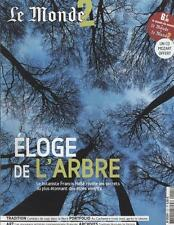 Le Monde 2   N°101   21 Janvier 2006: Arbre Combats de coqs Cachemire sadam huss