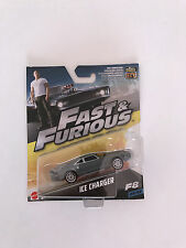 Hot Wheels Fast And Furious 8 car #23/32 Ice Charger 1'55 scale New item!!!