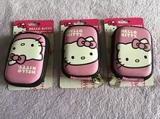 Lots of 3 Hello Kitty Hard Shell Camera Case (PINK)