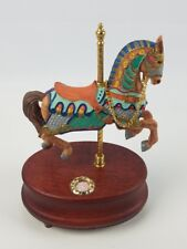Carousel Horse Tobin Fraley Stein & Goldstein 1698/2500 circa1914 Qhg0012 Tested