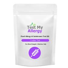 Test My Allergy - Coeliac/Celiac Test Kit