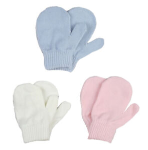 Baby Magic Anti scratch Mittens Assorted Colours