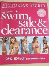 Victoria's Secret Swim Sale & Clearance 2010 vol.3 no.2 ( Red cover )