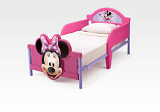 Delta Children Minnie Mouse 3d Kinderbett rosa