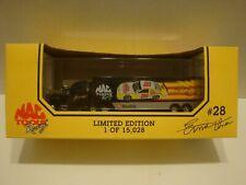 1995 Racing Champions Semi Truck TRANSPORTER 24 Jeff Gordon Premier Edition 1 87