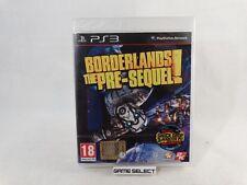 BORDERLANDS THE PRE-SEQUEL SONY PS3 PLAYSTATION 3 PAL ITALIANO NUOVO SIGILLATO