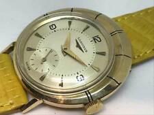 118987c2a28e Longines 1950s K10GF caso Manual De La Mano Viento modificado Auténtico  Reloj para Hombre Funciona