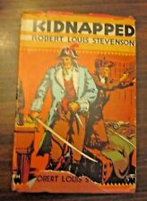 Kidnapped by Robert Louis Stevenson Goldsmith Publishing with Jacket