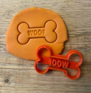 Cute Dog Treat cookie/ biscuit cutter, biscuit, dog bone