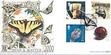2000 Mind & Matter-BENHAM ORO (500) Ufficiale