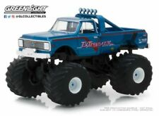 GREENLIGHT 49020D 1/64 1972 CHEVROLET K10 MONSTER TRUCK EXTERMINATOR