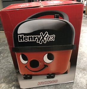 NUMATIC Henry Xtra HVX200 Cylinder Vacuum Cleaner