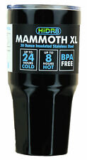 Mammoth XL 30 oz Tumbler; Stainless Steel; BPA free, HiDR8, Cold for 24 Hours