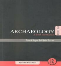 New: Archaeology : A Brief Introduction by Brian M. Fagan 12ed INTL ED