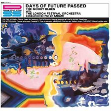 The Moody Blues DAYS OF FUTURE PASSED 180g REMASTERED New Sealed Vinyl Record LP