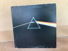 PINK FLOYD THE DARK SIDE OF THE MOON LP SMAS 11163 WITH BOTH POSTERS