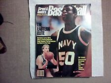 1986-87 Street & Smith's Basketball Yearbook