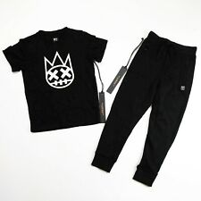 Cult of individuality BOYS 2p set 100%AUTHENTIC size M T-shirt & pants size 6