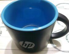 """Pre-owned ~ Genuine """"hp"""" Hewlett Packard Ceramic Coffee Cup Mug"""