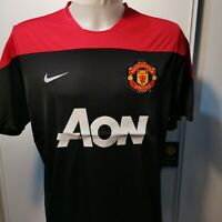 maillot  de football manchester united  taille xL NIKE